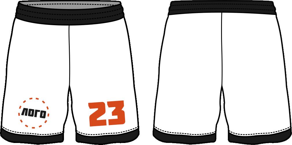 шорты футбольные